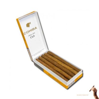 Cohiba club 10 sigaretti