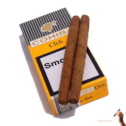 Cohiba club 10 sigaretti cubani