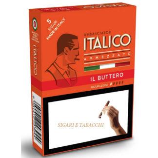 Italico ammezzato il buttero