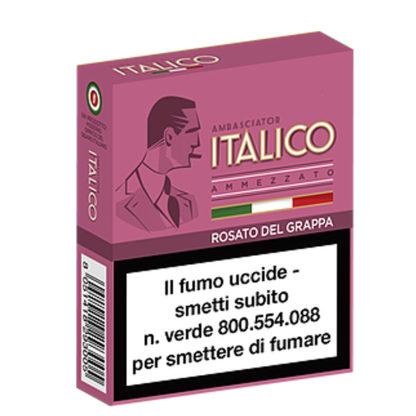 Italico ammezzato rosato del grappa