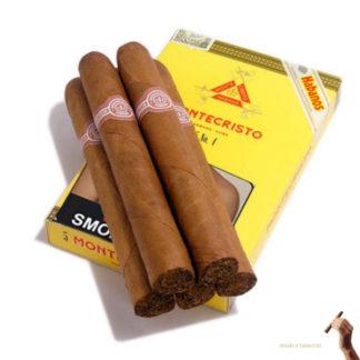 Montecristo numero 4 confezione sigari