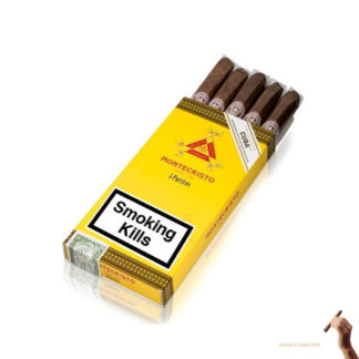 Montecristo puritos 5 sigaretti cubani