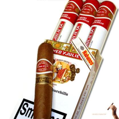 Romeo y julieta Short Churchill sigari
