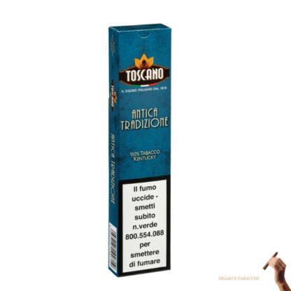 Toscano Antica Tradizione 100% Tabacco Kentucky