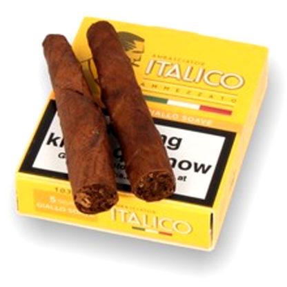 italico giallo soave sigaretti
