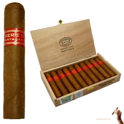 partagas serie D numero 5 sigari