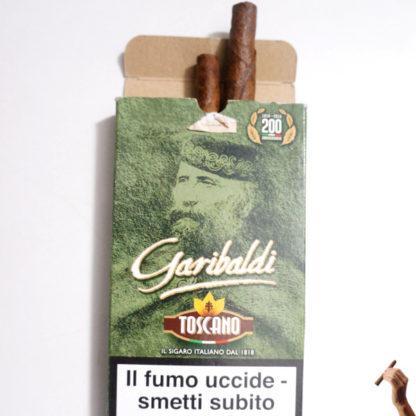 garibaldi sigari toscano