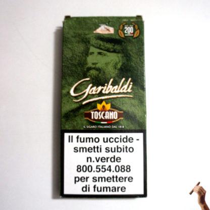 garibaldi sigaro toscano